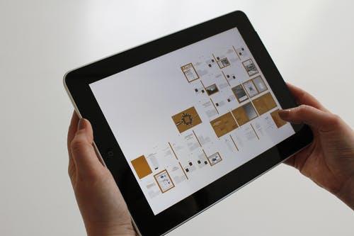 iPad aanbieding
