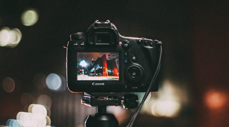 Nikon spiegelreflexcamera